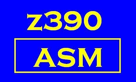 z390 Portable Mainframe Assembler and Emulator